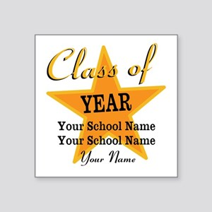 Custom Graduation Sticker