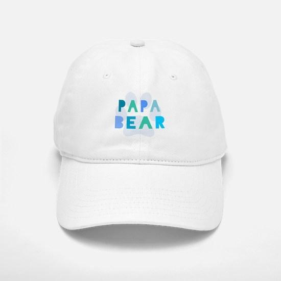 Papa bear Baseball Baseball Cap