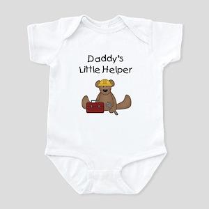 Daddy's Little Helper Infant Bodysuit