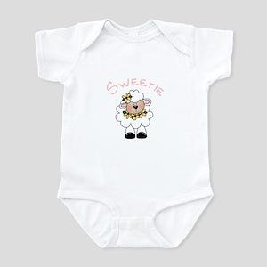 Sweetie Lamb Infant Body Suit