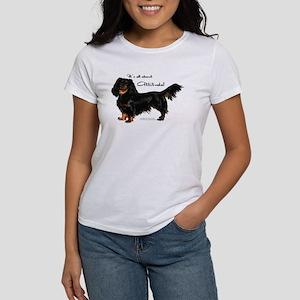 Dachshund Attitude Women's T-Shirt