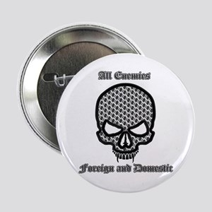 "All Enemies Skull 2.25"" Button"