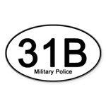 31 Bravo Sticker