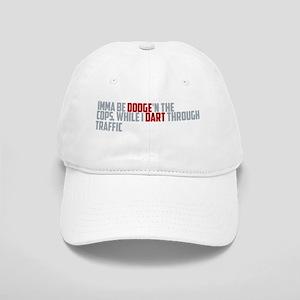 dodge traffic Baseball Cap