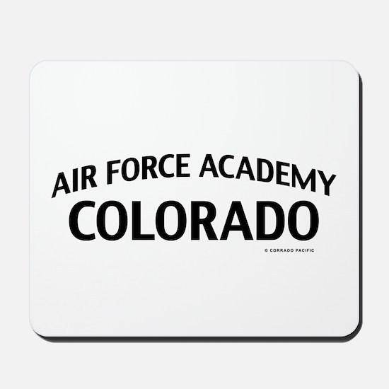 Air Force Academy Colorado Mousepad