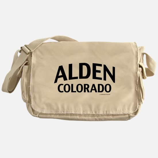 Alden Colorado Messenger Bag