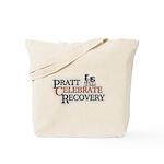 Pratt Celebrate Recovery Tote Bag