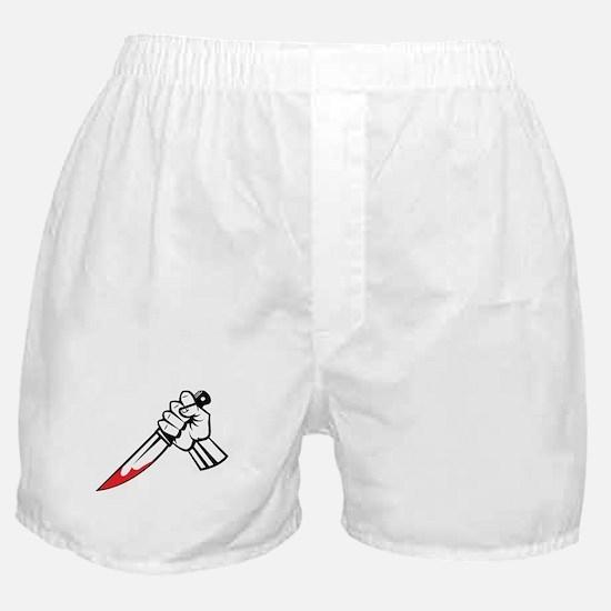 Murder Boxer Shorts