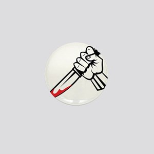 Murder Mini Button