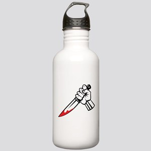 Murder Water Bottle