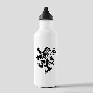 Heraldry Lion Water Bottle