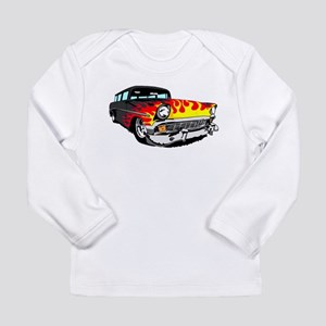 I'm Mad for this Flamed Black Nomad! Long Sleeve T