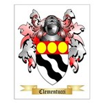 Clementucci Small Poster