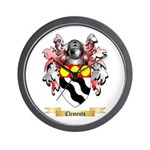 Clements Wall Clock