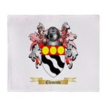 Clemente Throw Blanket