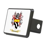 Clemente Rectangular Hitch Cover