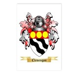 Clemengon Postcards (Package of 8)