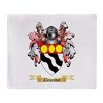 Clemendot Throw Blanket