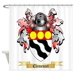 Clemencet Shower Curtain