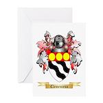 Clemencesu Greeting Card