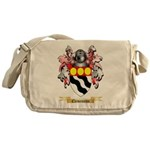 Clemencesu Messenger Bag