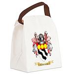 Clemencesu Canvas Lunch Bag