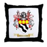 Clemencesu Throw Pillow