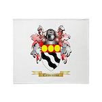 Clemencesu Throw Blanket