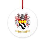 Clemencesu Ornament (Round)