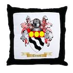 Clemen Throw Pillow