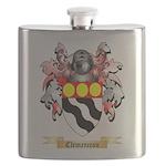 Clemanceau Flask