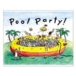 Pool PartySmall Poster