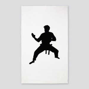 Karate 3'x5' Area Rug