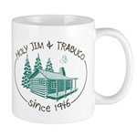 Holy Jim and Trabuco Cabin Owners Mug
