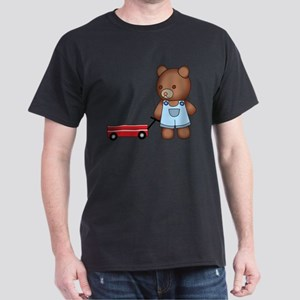 Boy Teddy Bear T-Shirt