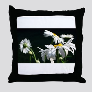 Daisy Dream Throw Pillow