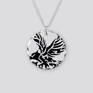 Tribal Eagle Necklace