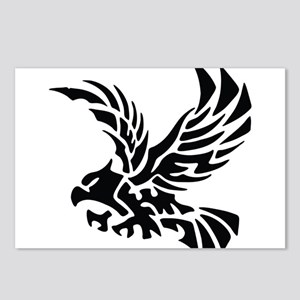 Tribal Eagle Postcards (Package of 8)