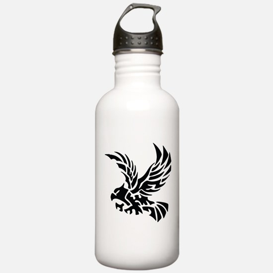 Tribal Eagle Water Bottle