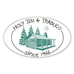 Holy Jim and Trabuco Cabin Owners Sticker