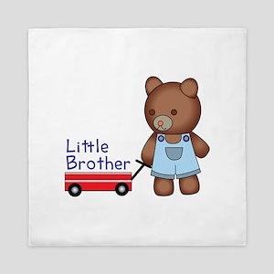 Little Brother Bear Queen Duvet