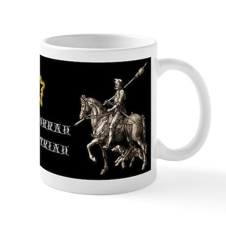 Dürer Ansteorran Equestrian Mug
