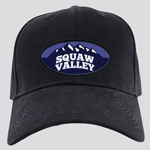 Squaw Valley Midnight Baseball Hat
