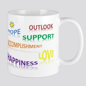 Positive Thoughts Mug