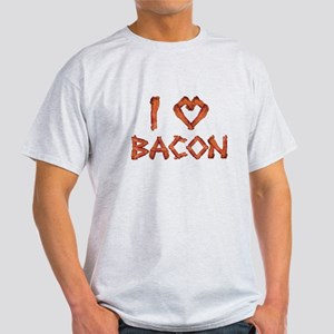 I Love Bacon T-Shirt