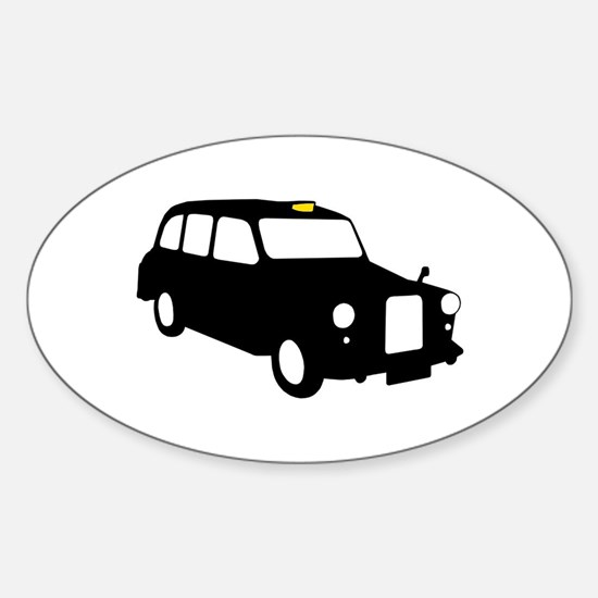 London Taxi Decal