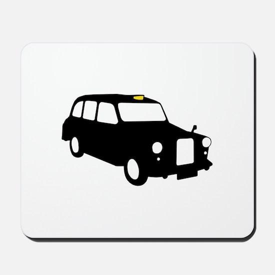 London Taxi Mousepad
