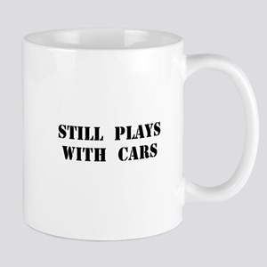 Plays With Cars Mug
