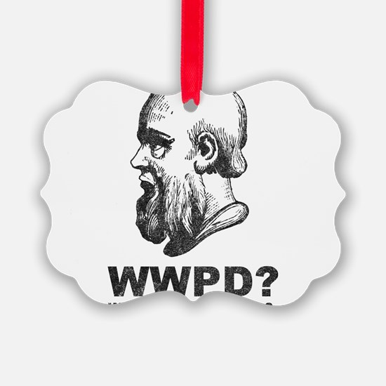 What Would Plato Do? Ornament
