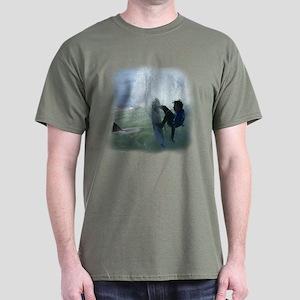 Fish & Ships Dark T-Shirt
